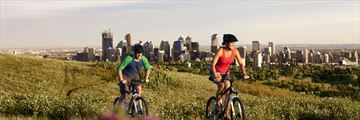 Cycling in Calgary, Alberta