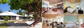 Beachfront Villa at Cape Santa Maria Beach Resort