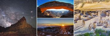 Capitol Reef National Park, The Canyonlands & Mesa Verde