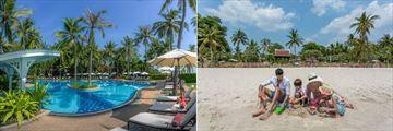 Centara Grand Beach Resort & Villas Hua Hin, Pool and Beach