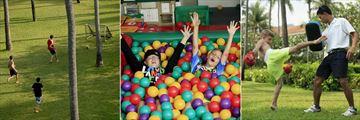 Centara Grand Beach Resort, Koh Samui, Kids' Club Activities