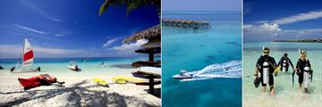 Centara Ras Fushi Resort & Spa, Watersports