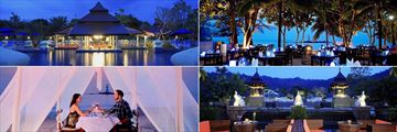 Centara Seaview Resort Khao Lak, Pool Bar, Talay Thong, Orchid Restaurant and Beachfront Dining