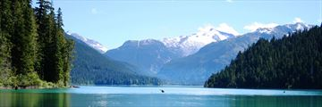 Cheakamus Lake, Garibaldi Provincial Park, Whistler