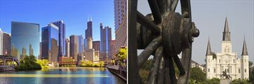 Chicago & New Orleans