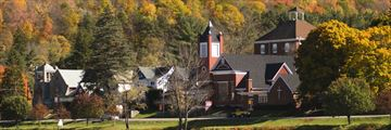 A church in northern Pennsylvania