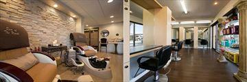 Spa and Hair Salon at Coast Inn of the North