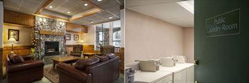 Coast Sundance Lodge, Lobby and Guest Laundry