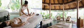 Coco Palm Dhuni Kolhu, Spa Treatment and Couple's Treatment Area