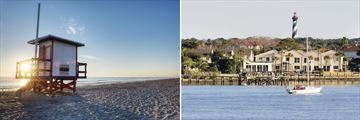 Cocoa Beach & Saint Augustine, Florida