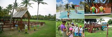 Coconut Bay Beach Resort & Spa, Cocoland - Coco Corral, Splash Water Play, Kidz Club, Playground and Petting Zoo