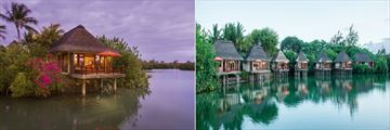 Villa on Stilts and Suites on Stilts at Constance Prince Maurice