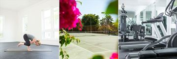Coral Sands, Yoga, Tennis and Gym
