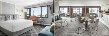 Cordis, Auckland by Langham, Executive Room and Club Lounge