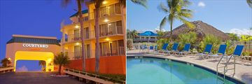 Courtyard by Marriott Key Largo, Exterior and Pool