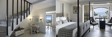 Collection Suites & Unique Suites at Creta Maris Beach Resort