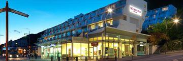 Crowne Plaza Queenstown, Hotel Exterior