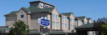 Crystal Inn Hotel & Suites, Exterior