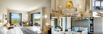 Deluxe Junior Suite, One Bedroom Suite with Private Pool and Premium Suite at Daios Cove Luxury Resort & Spa