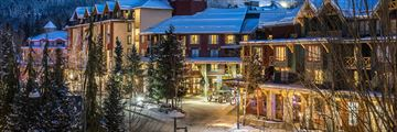 Delta Hotels by Marriott Whistler Village Suites, Exterior