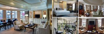 Luxury Accommodation Facilities, Gaylord Opryland Resort
