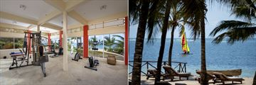 Gym and Water Activities at Diamonds Dream of Africa