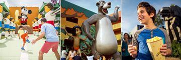 Activities for Children at Disney's Pop Century Resort