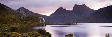 Cradle Mountain, Dove Lake, Tasmania