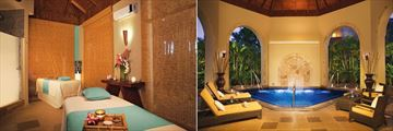 Spa at Dreams Punta Cana Resort & Spa
