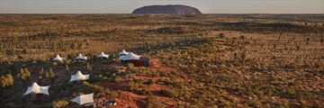 Dune Top, Uluru, Northern Territory