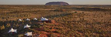 Dune Top, Uluru, Northern Territory