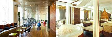 DusitD2, Chiang Mai, DFit and Devarana Spa