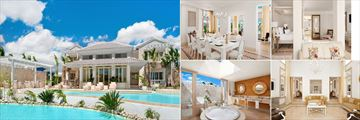 The Four Bedroom Villa at Eden Roc at Cap Cana