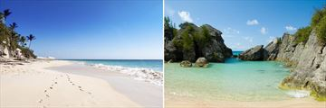 Elbow Beach & Jobson's Cove, Bermuda
