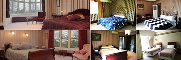 Eliza's Manor Boutique Hotel, Bedrooms