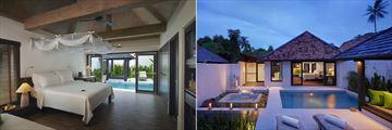 Evason Hua Hin, Pool Villa