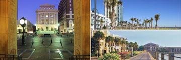 Greenville, Charleston and Myrtle Beach, South Carolina