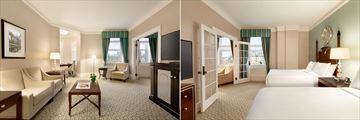 Fairmont Chateau Laurier, Corner Suite