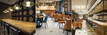 Columbus Tap at Fairmont Chicago Millennium Park