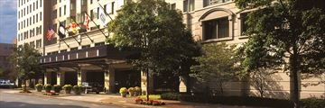 Fairmont Washington DC, Hotel Exterior