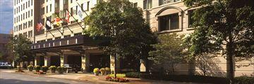 Fairmont Washington DC, Hotel Exterior