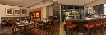 Four Points by Sheraton Winnipeg, Restaurant and Bar