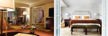 Four Seasons Hotel Vancouver, Deluxe Executive Suite