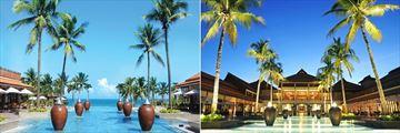 Furama Resort, Resort Pool