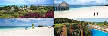 Diamonds La Gemma dell'Est, Grounds, Beach and Pool