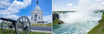 Gettysburg & Niagara Falls