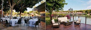 Anatolia Restaurant and Galeon Bar at Gloria Golf Resort