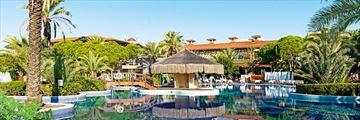 The main pool at Gloria Golf Resort