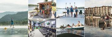 Activities at Golden Arrow Lakeside Resort