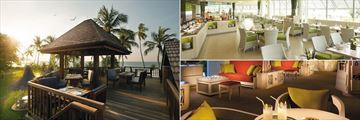Golden Sands Resort by Shangri-La, Sigi's Bar & Grill, Garden Cafe and Lobby Lounge